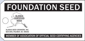Foundation Seed Tag